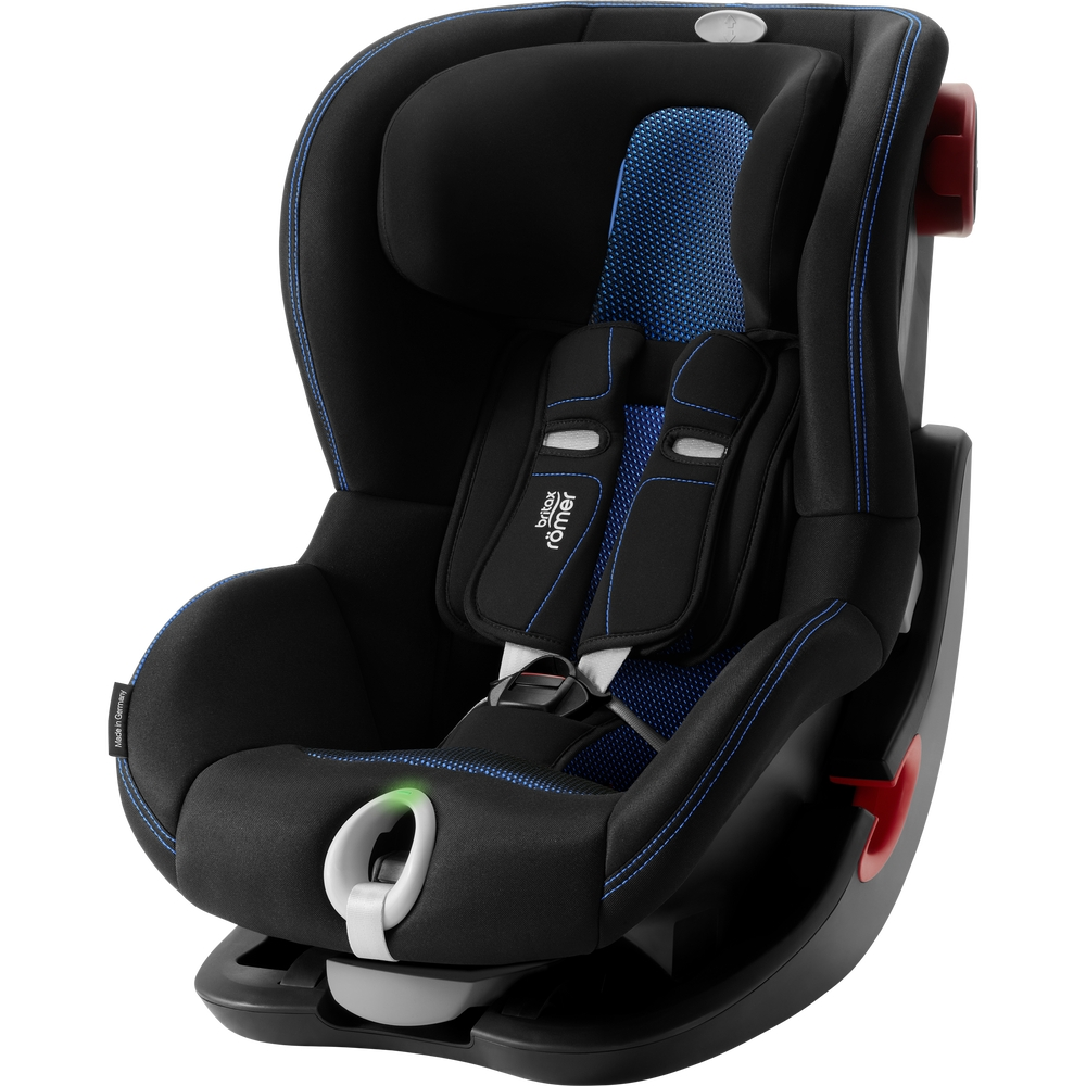 BRITAX RÖMER Autosedačka King II LS Black (9-18 kg) Cool Flow - Blue