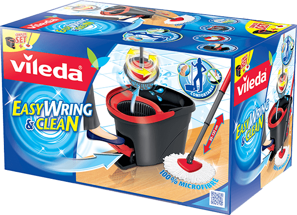 VILEDA Mop a kýbl Easy Wring and Clean