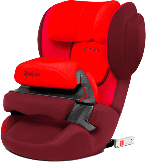 CYBEX Autosedačka Juno 2-Fix (9-18kg) Rumba Red 2017