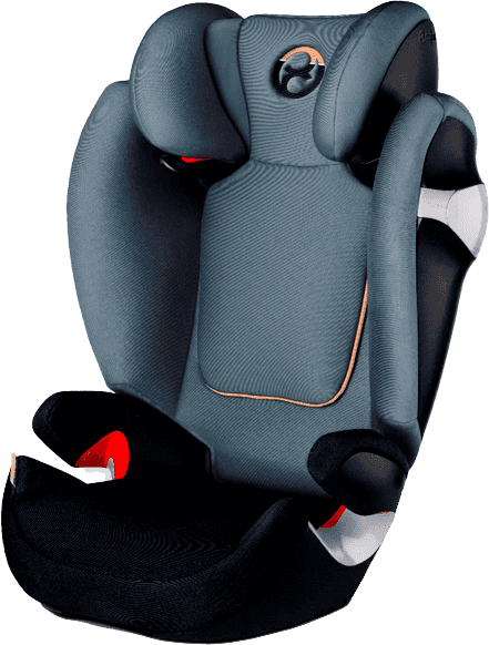 CYBEX Autosedačka Solution M (15-36kg) Graphite Black 2017