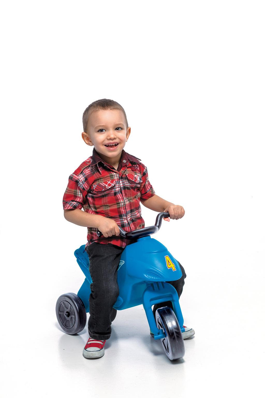 ALLTOYS Odrážedlo Super bike 4 medium