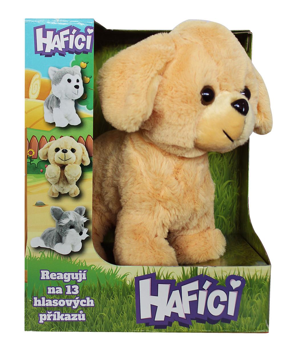 ALLTOYS Hafíci Lumpík - retriever