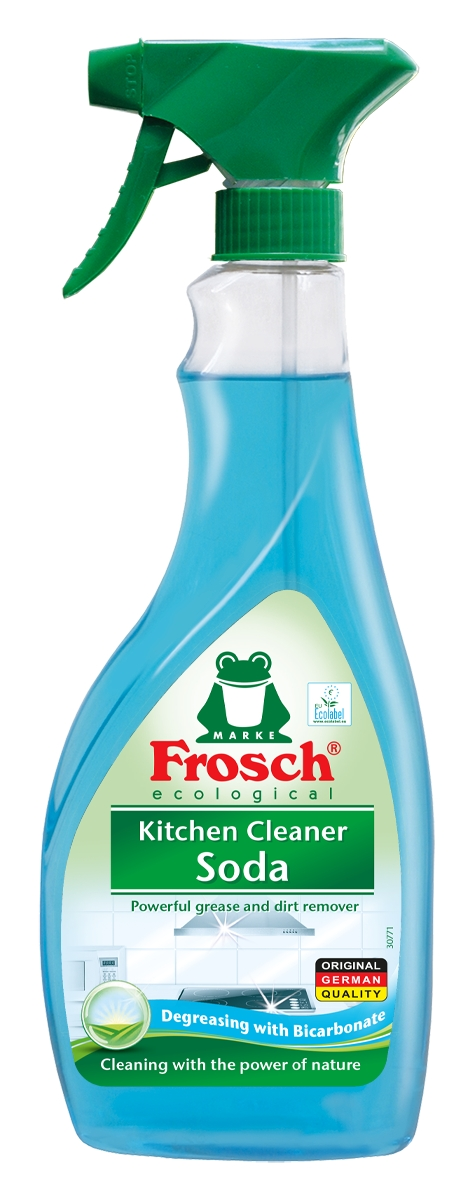 FROSCH EKO spray čistič se sodou 500 ml