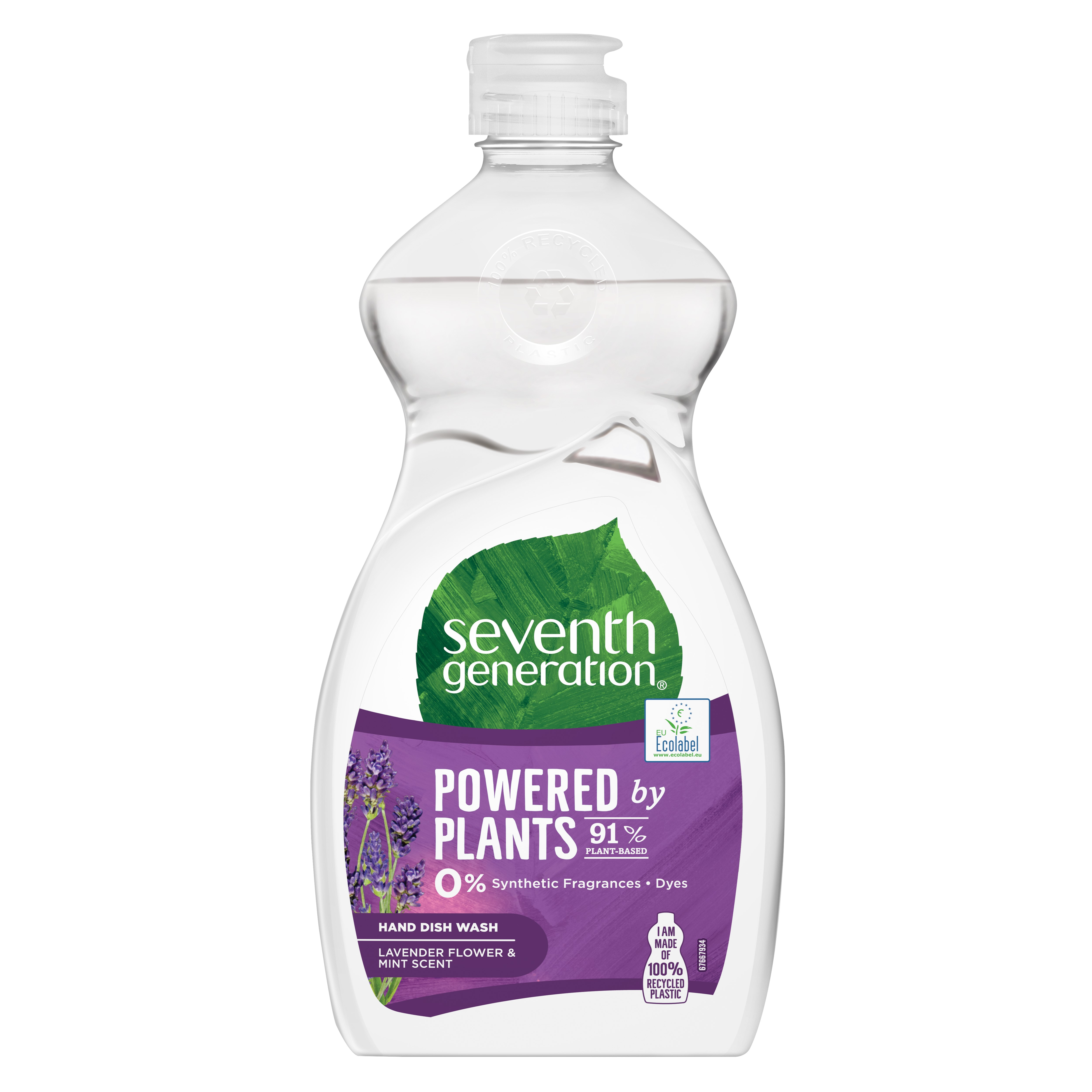SEVENTH GENERATION Na nádobí Lavender 500 ml