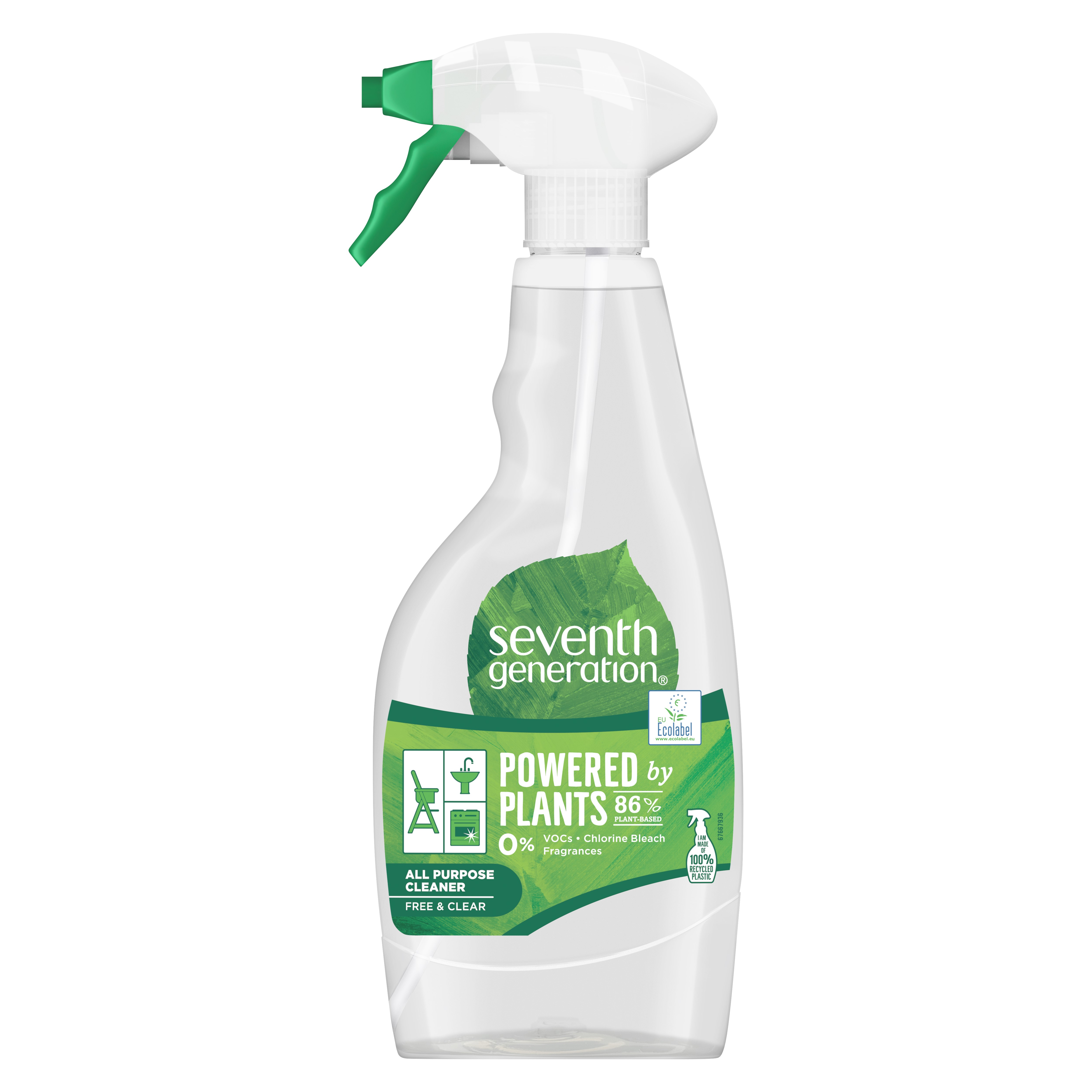 SEVENTH GENERATION Univerzální sprej FreeClear 500 ml