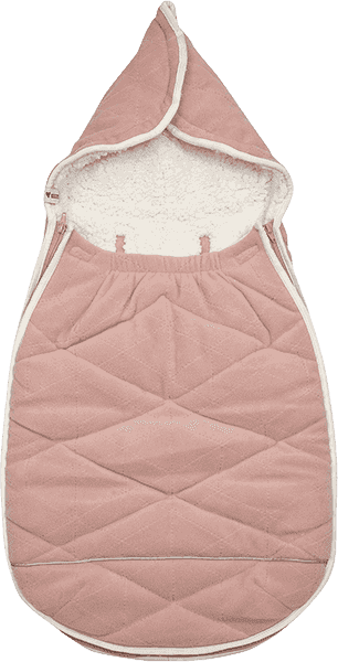 LODGER Fusak Mini-Bunker Fleece – Blush