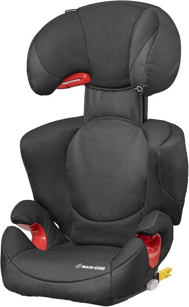 MAXI-COSI Autosedačka Rodi XP (Isofix) (15-36 kg), Night black 2018