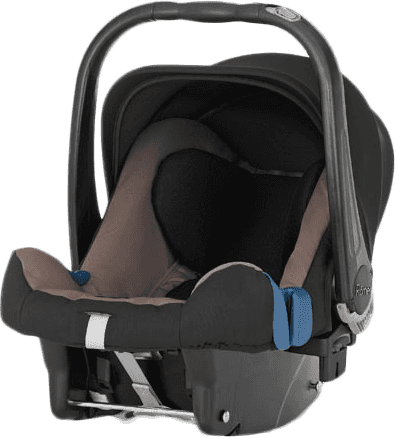 Römer Baby-Safe Plus SHR 2 2015 - Fossil Brown