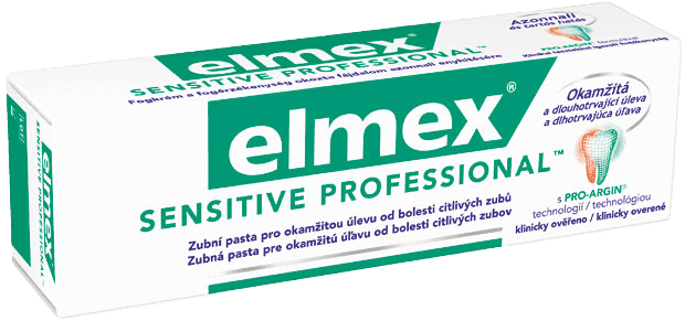 ELMEX Zubní pasta Sensitive 75 ml