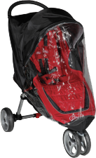 BABY JOGGER Pláštěnka City Mini  Mini GT - Transparent