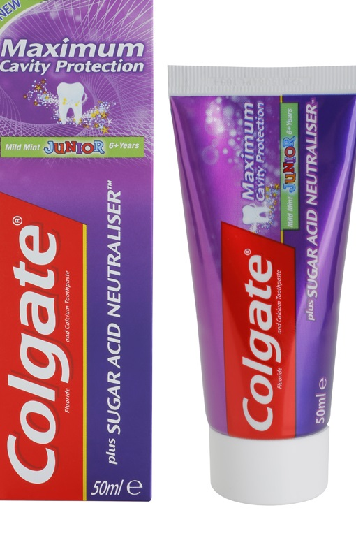 COLGATE Maximum Cavity Protection Junior zubní pasta 50ml