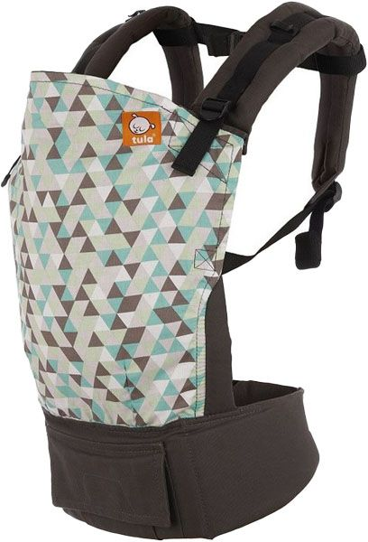TULA Detské nosidlo Toddler Canvas Carrier, Equilateral