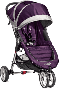 Baby Jogger CITY MINI Purple-Gray 2016