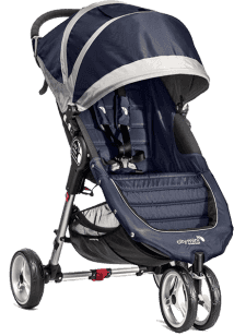 Baby Jogger CITY MINI Navy Blue-Gray 2016