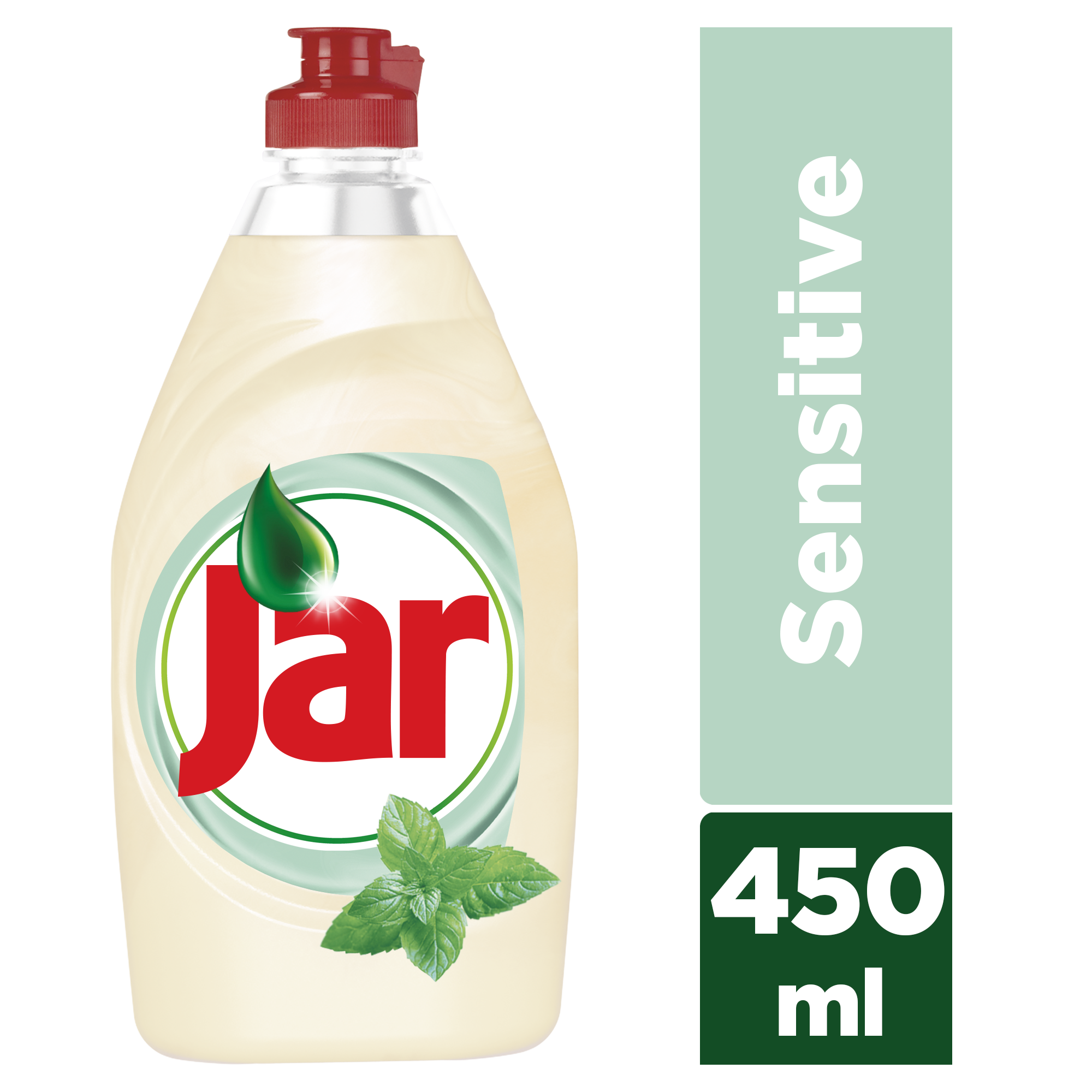 JAR Sensitive Tea Tree & Mint (450 ml) - mycí prostředek