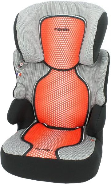 NANIA Befix SP Pop (15-36 kg) Autosedačka - Red