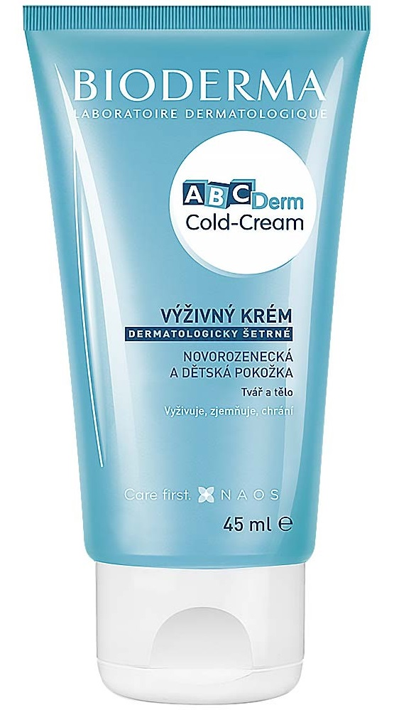 BIODERMA ABCDerm Cold Cream 45 ml