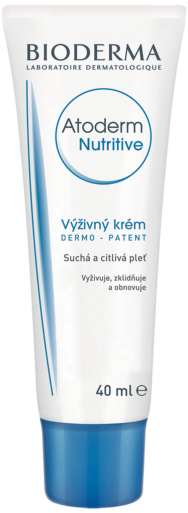 BIODERMA Atoderm Nutritive krém 40 ml