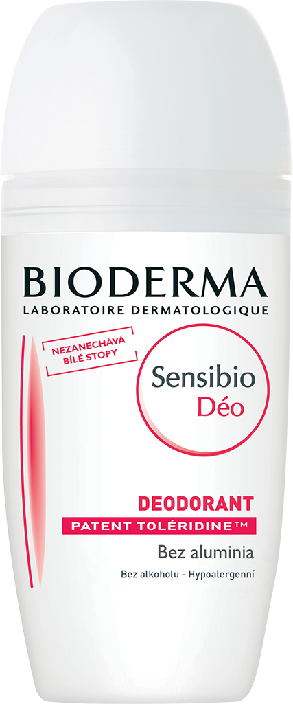 BIODERMA Sensibio Déo deodorant roll-on 50ml