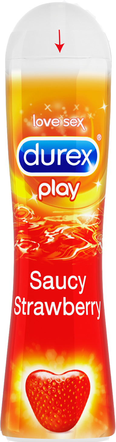DUREX Play Strawberry 50 ml – lubrikační gel