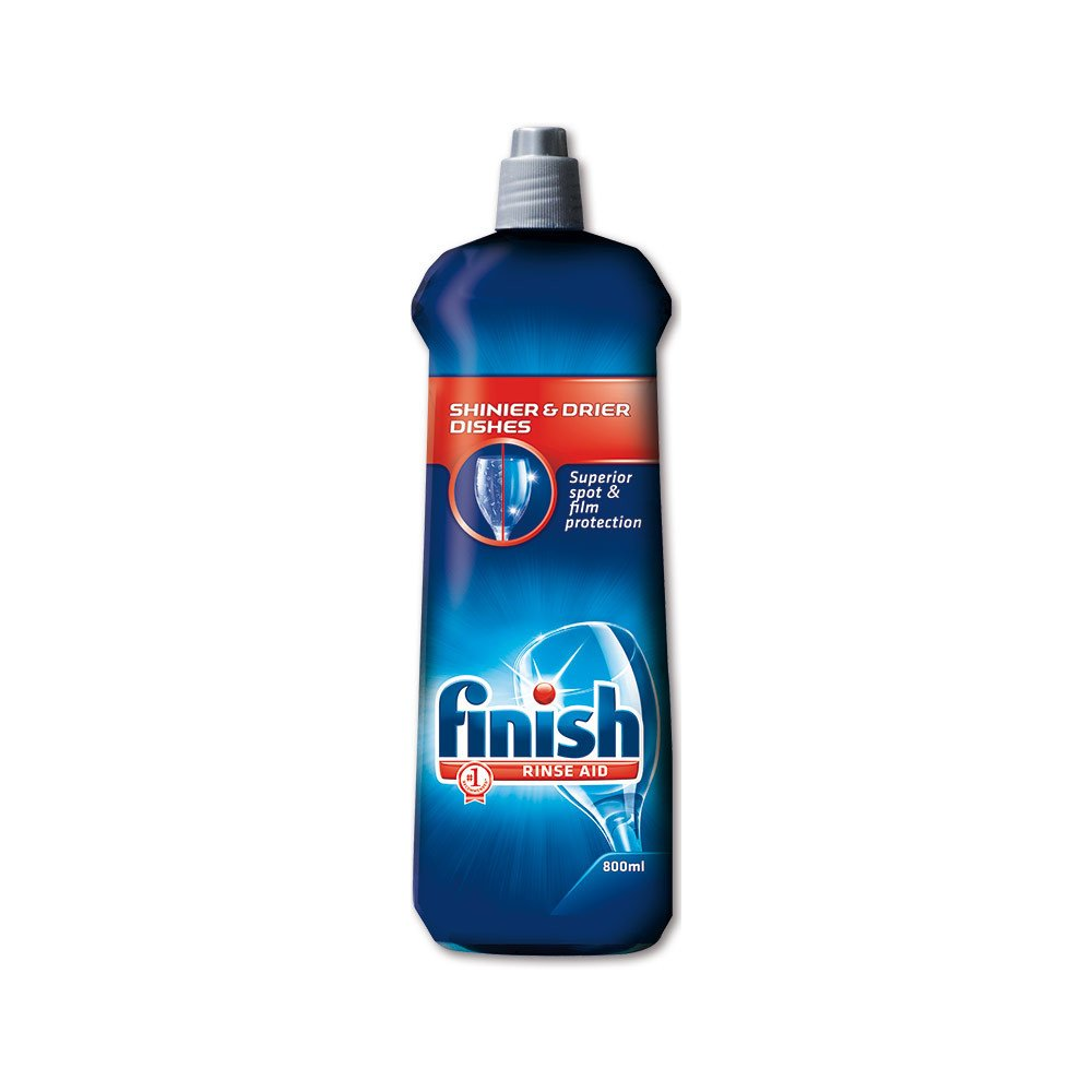 FINISH Leštidlo Shine  Dry Regular 800 ml