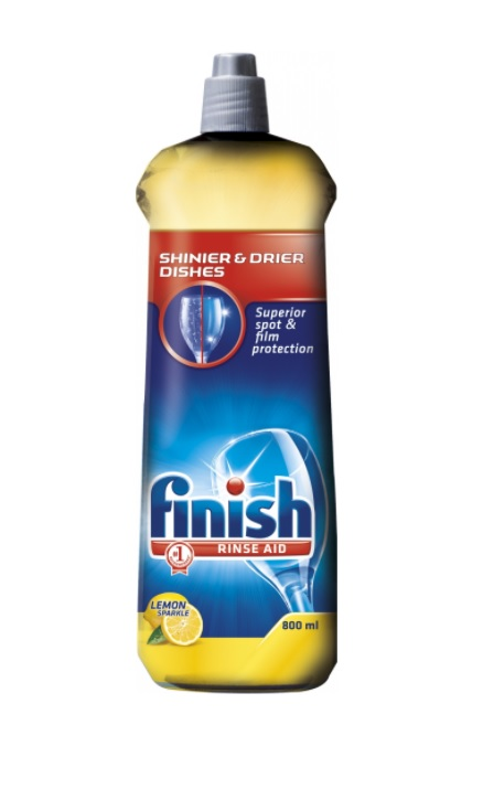 FINISH Leštidlo Shine  Dry Lemon 800 ml