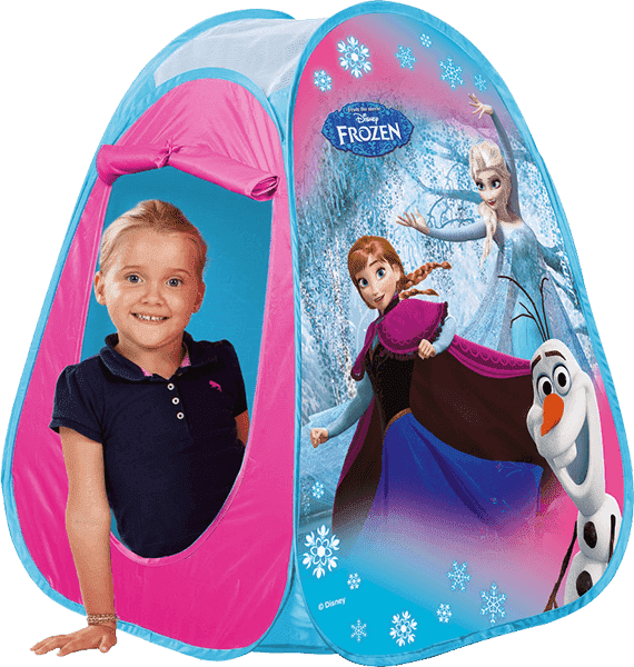 JOHN POP UP dětský stan Disney FROZEN