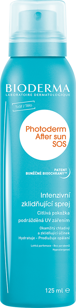 BIODERMA Photoderm Afer Sun SOS 125 ml