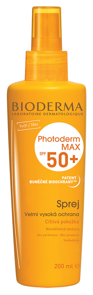 BIODERMA Photoderm max spray SPF 50 (200 ml)
