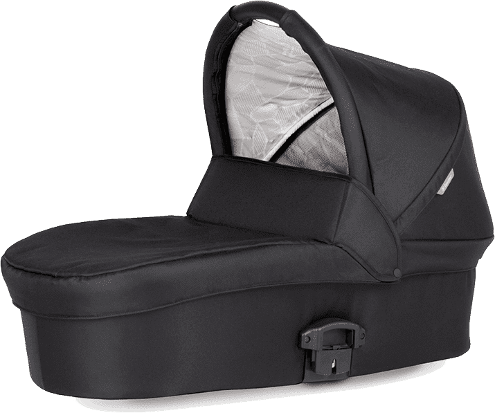 X-LANDER X-Pram Light Hluboká korba – Light Carbon Black