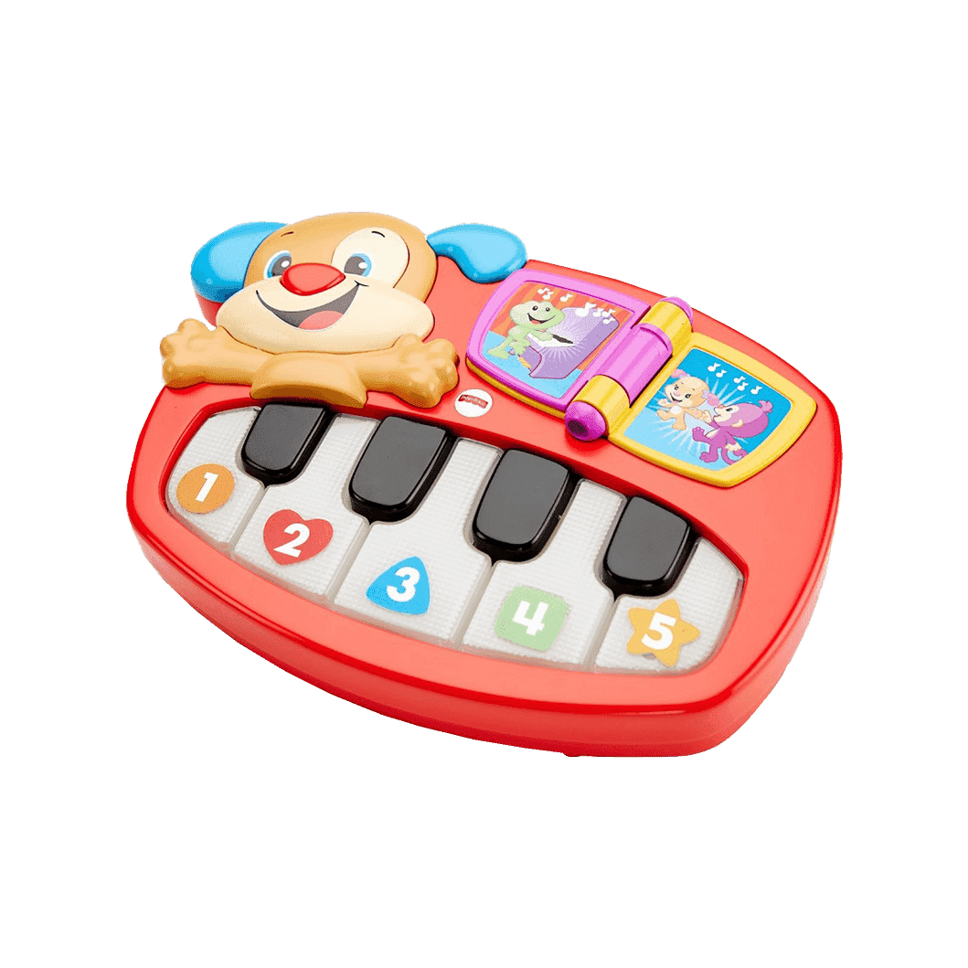 FISHER-PRICE Laugh & Learn Piáno Pejsek
