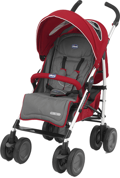 CHICCO Golfky MULTIWAY EVO 2017 - fire