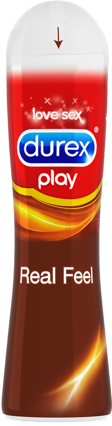 DUREX Play Real Feel 50 ml – lubrikační gel
