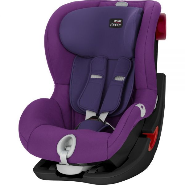 RÖMER Autosedačka KING II LS BLACK SERIES (9-18 kg), Mineral Purple 2017