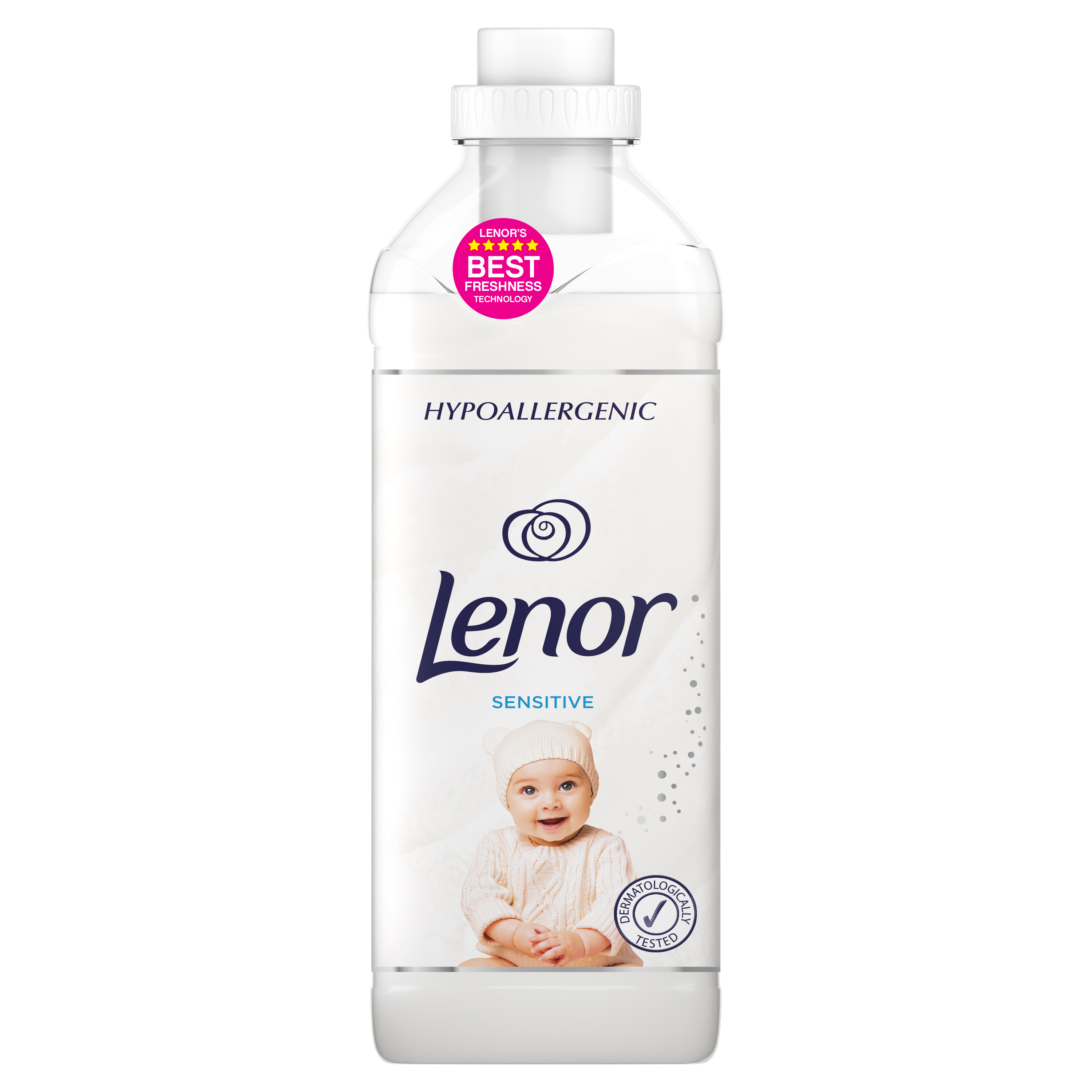 LENOR Sensitive Aviváž 930 ml 31 Praní