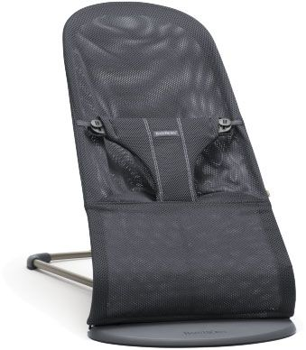 BABYBJÖRN Lehátko BLISS Air Mesh – Anthracite