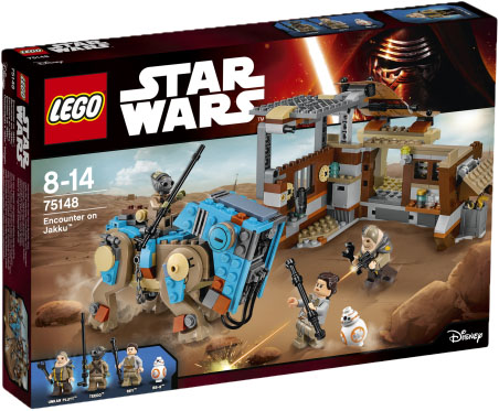 LEGO® Star Wars 75148 Encounter on Jakku (Stretnutie na Jakku)