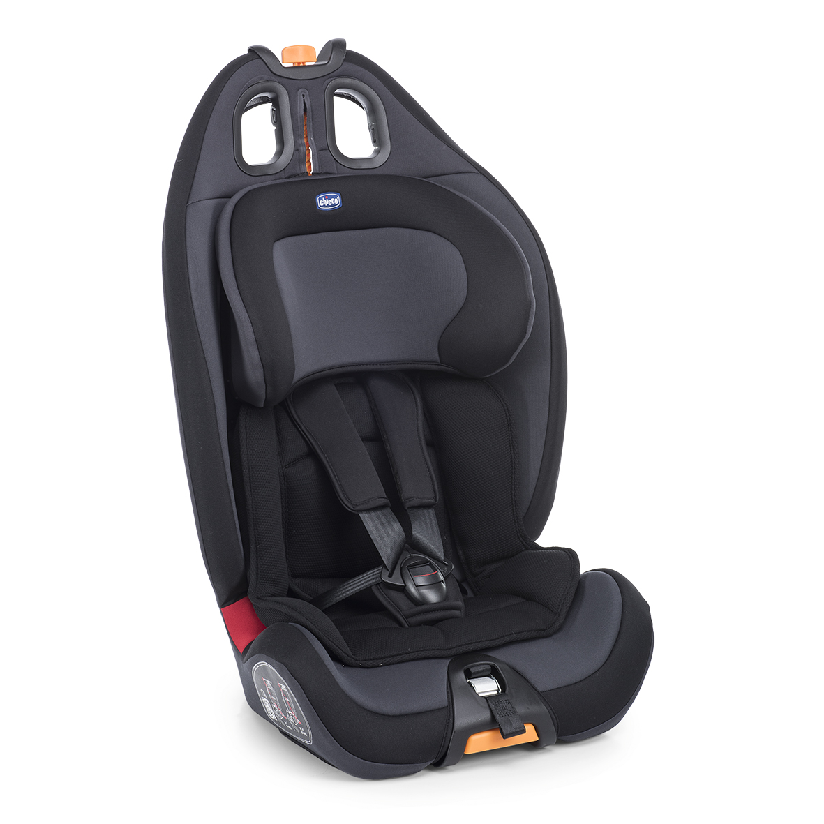 CHICCO Autosedačka Gro-up 123 (9-36 kg) - BLACK NIGHT