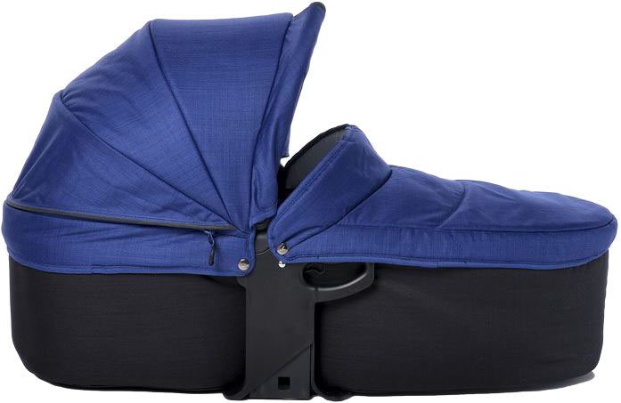 TFK Hluboká korba Carrycot Quick Fix – – Twilight Blue