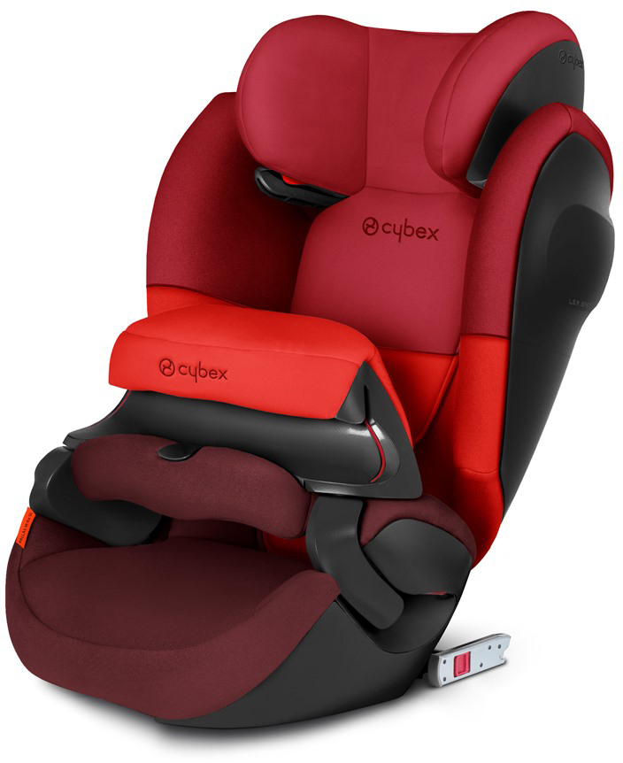 CYBEX Autosedačka Pallas M-FIX SL (9-36 kg) - Rumba Red 2019