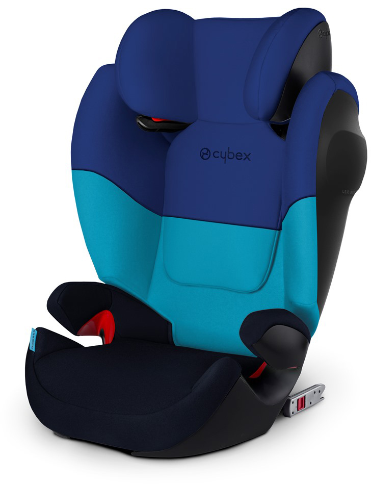CYBEX Autosedačka Solution M-FIX SL (15-36 kg) Blue Moon