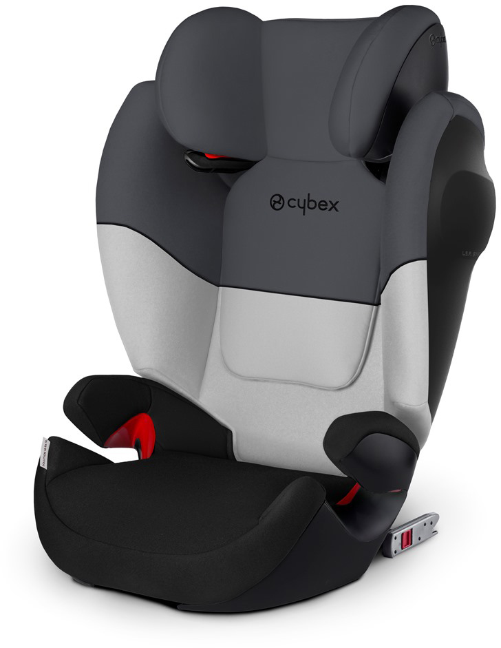 CYBEX Autosedačka Solution M-FIX SL (15-36 kg) Grey Rabbit 2018