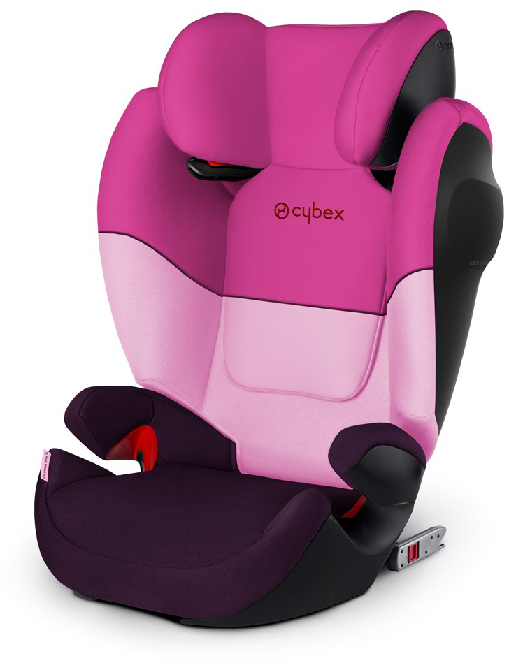CYBEX Autosedačka Solution M-FIX SL (15-36 kg) Purple Rain 2019