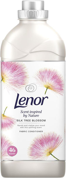 LENOR Silk Tree Blossom 1380 ml (46 dávek) - aviváž