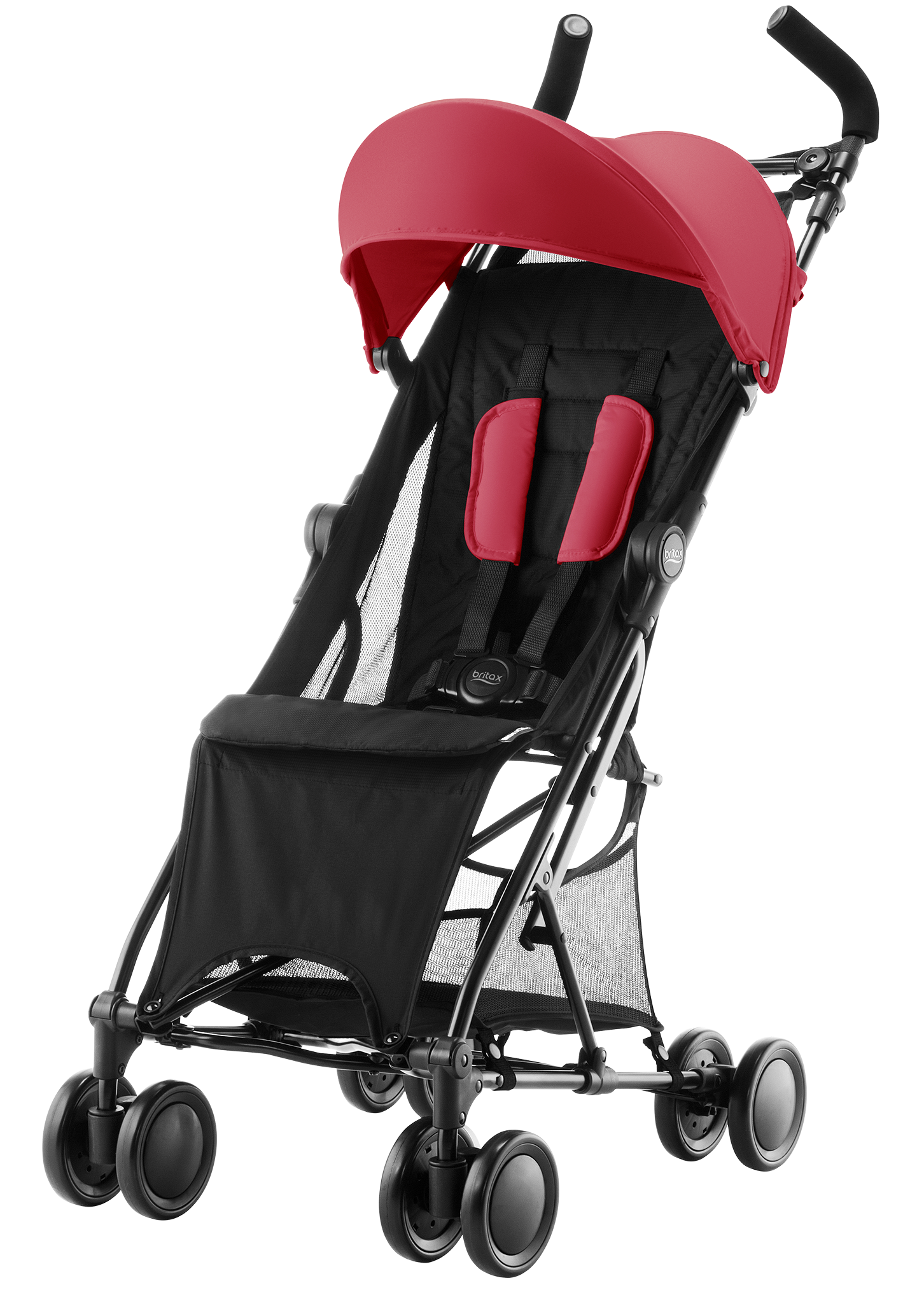 BRITAX RÖMER Kočárek Holiday - Flame Red 2018
