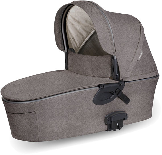X-LANDER Hluboká korba X-Pram evening grey