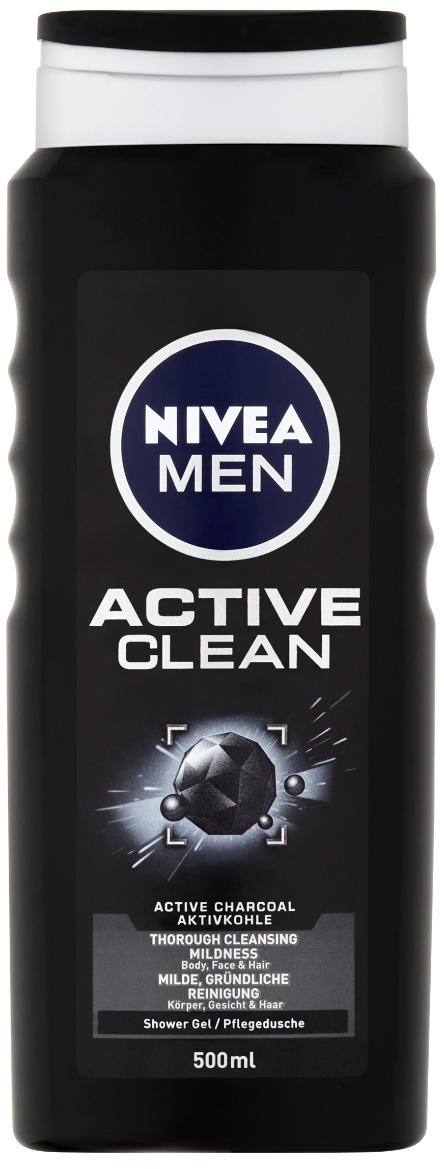 NIVEA MEN Sprchový gel Active Clean 500 ml