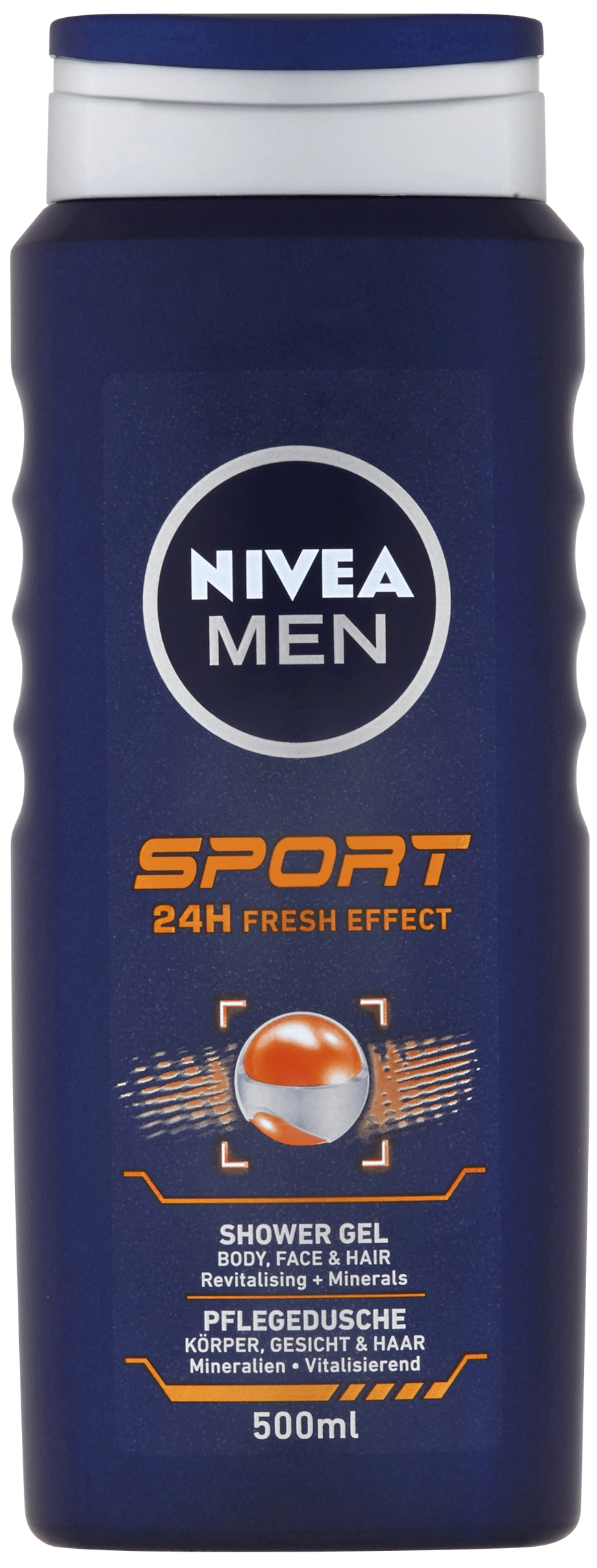 NIVEA MEN Sprchový gel Sport 500 ml
