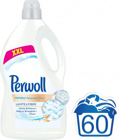 PERWOLL Renew Advanced White 36 L (60 dávek) – prací gel