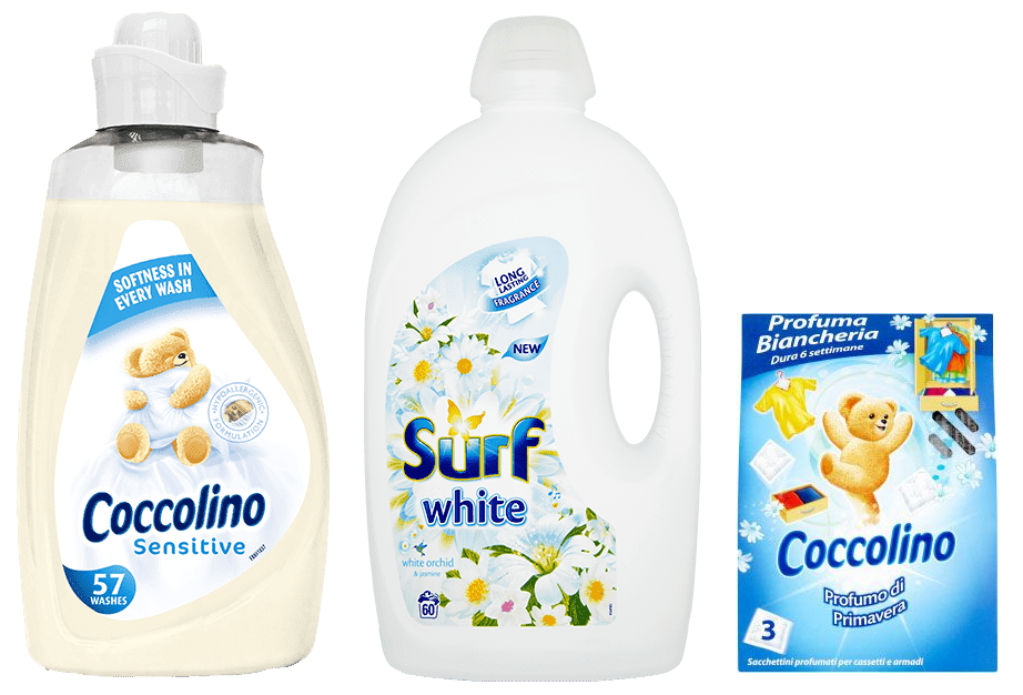 SURF  COCCOLINO - economy pack 1